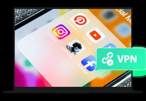 VPN التنشئة الاجتماعية